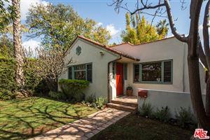 Photo of 712 North CURSON Avenue, Los Angeles , CA 90046 (MLS # 18316726)