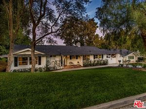 Photo of 5808 HILLTOP Road, Hidden Hills, CA 91302 (MLS # 18330726)