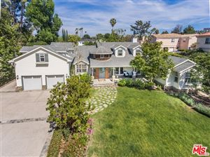 Photo of 4838 GLORIA Avenue, Encino, CA 91436 (MLS # 18338726)