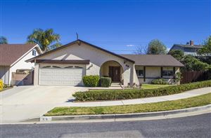 Photo of 66 ALBION Place, Newbury Park, CA 91320 (MLS # 219001727)
