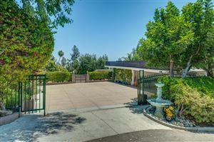 Photo of 3340 CALVERT Road, Pasadena, CA 91107 (MLS # 819000727)