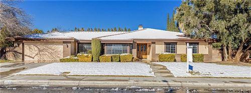 Photo of 2605 RYANS Place, Lancaster, CA 93536 (MLS # SR19274727)
