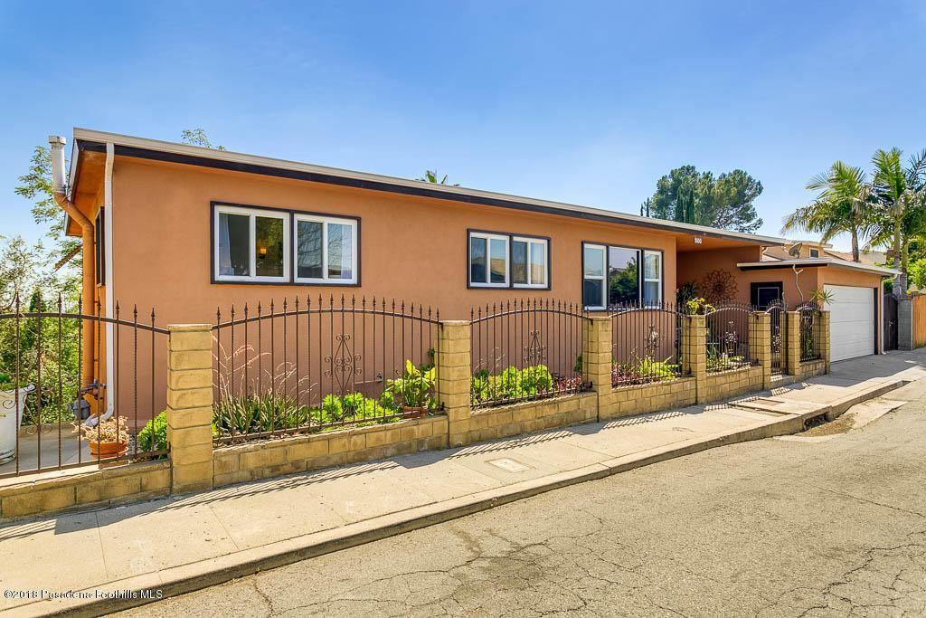 Photo for 5100 O SULLIVAN Drive, El Sereno, CA 90032 (MLS # 818001727)