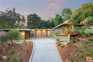 Photo of 725 BURLEIGH Drive, Pasadena, CA 91105 (MLS # 19489728)