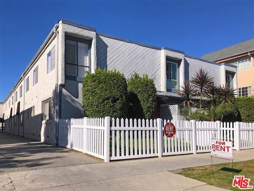 Photo of 4381 VENTURA CANYON Avenue #11, Sherman Oaks, CA 91423 (MLS # 19530728)