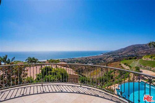 Tiny photo for 6205 OCEAN BREEZE Drive, Malibu, CA 90265 (MLS # 20552728)