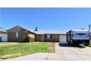 Photo of 38708 East 32ND Street, Palmdale, CA 93550 (MLS # SR19060728)