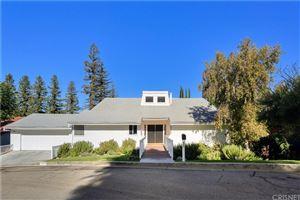 Photo of 21827 DE LA LUZ Avenue, Woodland Hills, CA 91364 (MLS # SR19262728)
