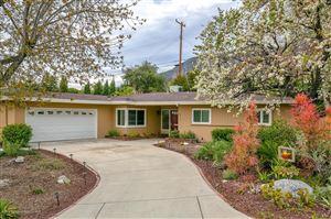Photo of 411 ALTA PINE Drive, Altadena, CA 91001 (MLS # 819000729)