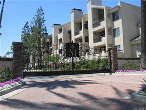 Photo of 5530 OWENSMOUTH Avenue #312, Woodland Hills, CA 91367 (MLS # SR18171729)