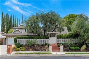 Photo of 4622 EL CABALLERO Drive, Tarzana, CA 91356 (MLS # SR19219729)