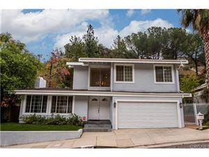Photo of 17152 ESCALON Drive, Encino, CA 91436 (MLS # SR19006730)