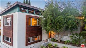 Photo of 3835 CLAYTON Avenue, Los Angeles , CA 90027 (MLS # 18363732)