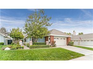 Photo of 26061 BELLIS Drive, Valencia, CA 91355 (MLS # SR18052734)