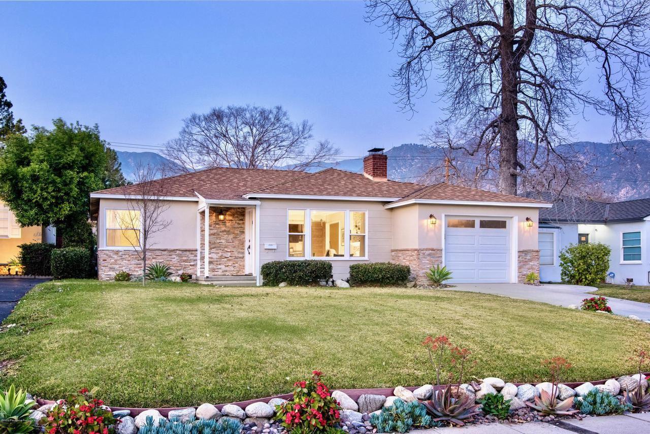 Photo of 2323 East MOUNTAIN Street, Pasadena, CA 91104 (MLS # 820000735)