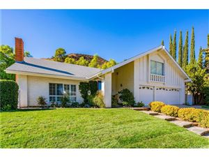 Photo of 27061 ESWARD Drive, Calabasas, CA 91301 (MLS # SR18251737)