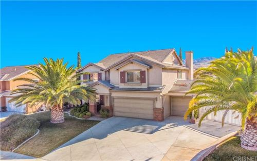 Photo of 2620 DUOMO Street, Palmdale, CA 93550 (MLS # SR20016737)