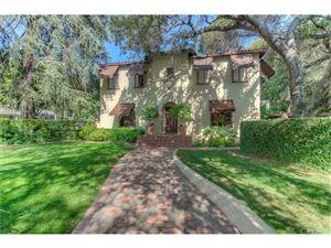 Photo of 1370 LINDA VISTA Avenue, Pasadena, CA 91103 (MLS # SR18225739)