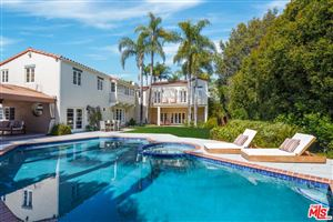 Photo of 611 North REXFORD Drive, Beverly Hills, CA 90210 (MLS # 18352740)