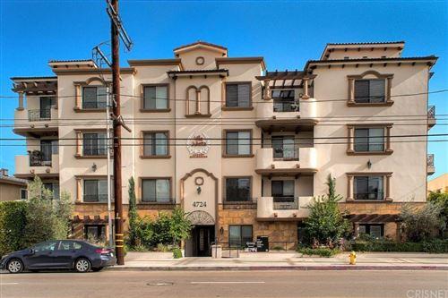 Photo of 4724 KESTER Avenue #406, Sherman Oaks, CA 91403 (MLS # SR19279740)