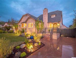 Photo of 1342 CLEVELAND Road, Glendale, CA 91202 (MLS # 319001741)