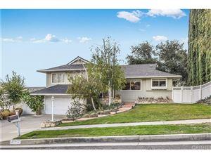Photo of 30612 RIGGER Road, Agoura Hills, CA 91301 (MLS # SR18248741)