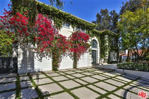 Photo of 12001 CREST Court, Beverly Hills, CA 90210 (MLS # 18414742)