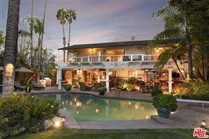 Photo of 16607 PARK LANE Place, Los Angeles , CA 90049 (MLS # 19466742)