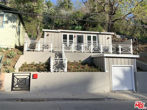Photo of 412 MUSEUM Drive, Los Angeles , CA 90065 (MLS # 20550742)