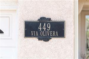 Photo of 449 VIA OLIVERA, Camarillo, CA 93012 (MLS # 218000742)