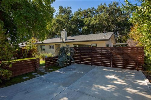 Photo of 1009 DROWN Avenue, Ojai, CA 93023 (MLS # 220001742)