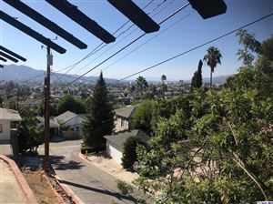 Photo of 1308 East PALMER Avenue, Glendale, CA 91205 (MLS # 319003742)