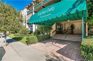 Photo of 5460 WHITE OAK Avenue #E115, Encino, CA 91316 (MLS # SR19110742)