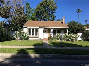 Photo of 5741 FULTON Avenue, Valley Glen, CA 91401 (MLS # SR19196742)