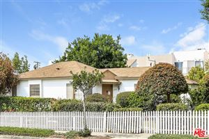 Photo of 2836 ARIZONA Avenue, Santa Monica, CA 90404 (MLS # 18347744)