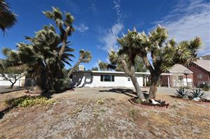 Photo of 7078 MOHAWK, Yucca Valley, CA 92284 (MLS # 819001745)