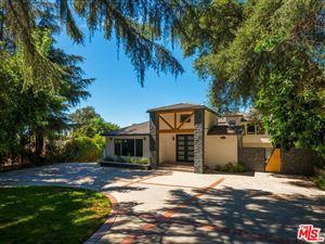 Photo of 4743 HILLARD Avenue, La Canada Flintridge, CA 91011 (MLS # 18380746)