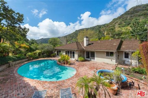 Photo of 3480 MANDEVILLE CANYON Road, Los Angeles , CA 90049 (MLS # 20566746)