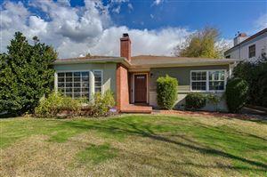 Photo of 590 North SUNNYSLOPE Avenue, Pasadena, CA 91107 (MLS # 819000747)