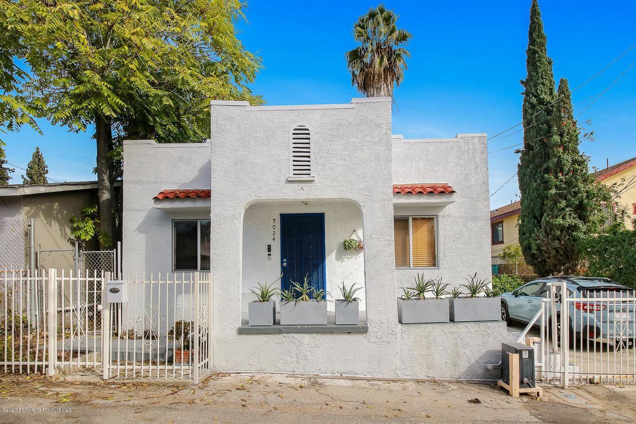 Photo of 5024 GRANADA Street, Los Angeles , CA 90042 (MLS # 820000747)