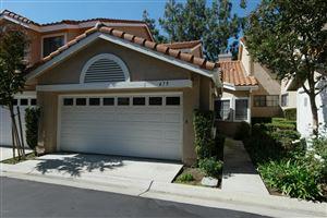 Photo of 479 LORENZO Drive, Oak Park, CA 91377 (MLS # 218012748)
