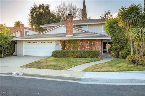 Photo of 3939 TROWBRIDGE Court, Westlake Village, CA 91361 (MLS # 220000748)