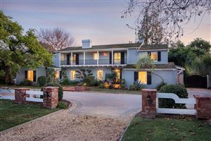 Photo of 1590 LOMBARDY Road, Pasadena, CA 91106 (MLS # 819000748)