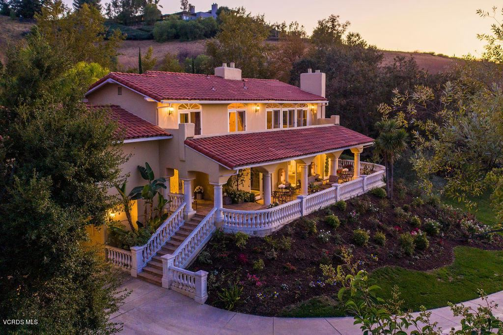 4548 VALLEY SPRING Drive, Westlake Village, CA 91362 - #: 219012748