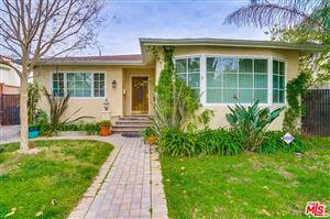 Photo of 136 South VISTA Street, Los Angeles , CA 90036 (MLS # 19436750)