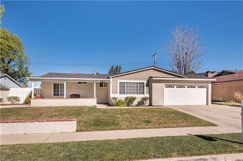 Photo of 6323 CAROLINE Avenue, Simi Valley, CA 93063 (MLS # SR20041751)