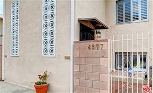 Photo of 4577 DON RICARDO Drive, Los Angeles , CA 90008 (MLS # 18321754)