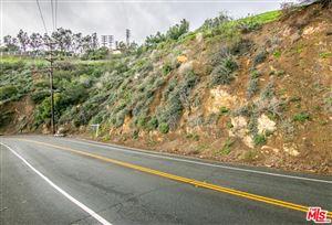 Photo of 0 LATIGO CANYON, Malibu, CA 90265 (MLS # 19433754)