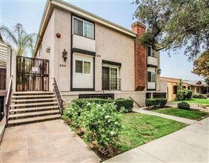 Photo of 620 West DORAN Street #7, Glendale, CA 91203 (MLS # 318002754)