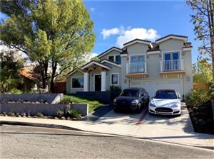 Photo of 22516 JAMESON Drive, Calabasas, CA 91302 (MLS # SR19160754)